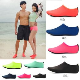 sock sandals Australia - 2019 New Design Barefoot Skin Shoes Aqua Short Summer Water Sport Socks Women Trainers Sandals Footwear Sportswear Yoga