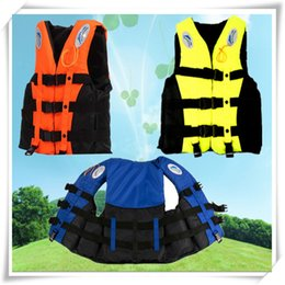 Hearty Adult Lifesaving Life Jacket Buoyancy Aid Boating Surfing Work Vest Clothing Swimming Marine Life Jackets Safety Survival Suit The Latest Fashion Camping & Hiking Safety & Survival