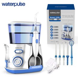 $enCountryForm.capitalKeyWord Canada - Waterpulse Personal Care Oral Irrigator Water Flosser Irrigador Dental for Teeth Cleaning Oral Hygiene with 5PCS Water Jet Irrigation V300G