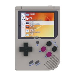 Wifi Game Player Australia - Video Game Console New BittBoy - Version3.5 - Retro Game Handheld Games Console Player Progress Save Load MicroSD card External