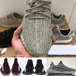 $enCountryForm.capitalKeyWord Australia - With box high quality kanye west v1 static pirate black turtle dove moonrock Oxford Classic Gray blaek men women shoes designer sneakers