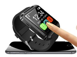 Best Smart Watches Android Australia - Smartwatch U8 Watch Smart Watch Wrist Watches for iPhone 4 4S 5 5S Samsung S7 S8 Note 2 Note 3 HTC Android Phone Smartpho OTH014 2016 best