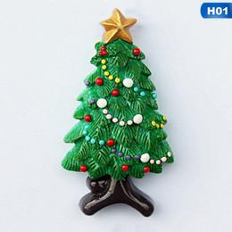 $enCountryForm.capitalKeyWord Australia - Christmas Tree New Year Gift Home Decoration Accessories Magnetic Refrigerator Message Sticker Kitchen Wall Decor Fridge Magnets