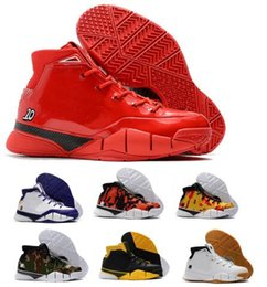 $enCountryForm.capitalKeyWord UK - Cheap Kobe 1 Protro Air Basketball Shoes Men Purple Close Out Mamba Protrotv Undefeated UND Fade Devin Booker PE Fashion Sport Shoe Sneaker