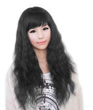 $enCountryForm.capitalKeyWord NZ - WataMote Tomoko Kuroki Black Anime Cosplay Wig Costume Cosplay Wig Kanekalon hair queen brazilian no lace front made wigs