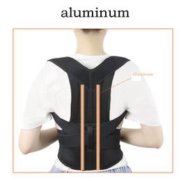 posture support brace women 2019 - Magnetic Posture Corrector Brace Shoulder Back Support for man women belt Braces Supports Shoulder belt Posture correcti