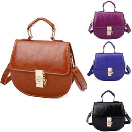 wholesale designer handbags Canada - 2019 Spring New Fashion Women Shoulder Bag Chain Strap Flap Designer Handbags Clutch Bag Ladies Messenger Bags With Metal Buckle