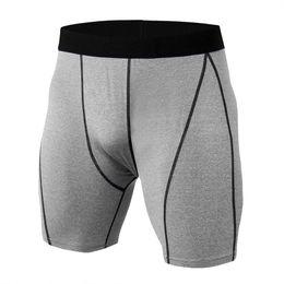 $enCountryForm.capitalKeyWord NZ - Fashion-2019 Summer Running Shorts Men Black Quick Dry Training Crossfit Fitness Compression Gym Shorts Tennis Mens Sport Short