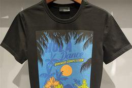 $enCountryForm.capitalKeyWord Australia - Fashion- Hot Sale Brand Mens Shirt Designer Character Printed Floral Cotton Casual Slim Fit Free Shipping T-shirt Hip Hop 3d DT244