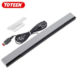 $enCountryForm.capitalKeyWord Australia - Yoteen Replacement Sensor bar for Nintendo Wii and Wii-U Console Wired Infrared IR Motion Controller Tracker
