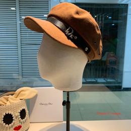 Boys peak cap online shopping - New Design Fashion Accessories Ladies Womens Girls Hat Cotton Baker Boy Peaked Cap Newsboy Hat Gift For Women