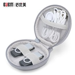 $enCountryForm.capitalKeyWord Australia - BUBM bag for earphone holder case storage organizer for headphone accessories earbuds cards USB cable case