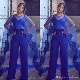 $enCountryForm.capitalKeyWord Australia - royal blue plus size prom dresses long 2019 evening gowns robe de mariée girls pageant dresses suit pants jumpsuits