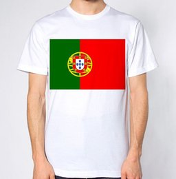 portugal gifts NZ - Portugal New T-Shirt Map Flag Top Country Gift Present Portuguese Holiday Tee Tees Custom Jersey t shirt hoodie hip hop t-shirt