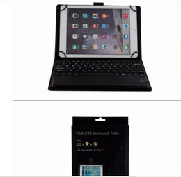 $enCountryForm.capitalKeyWord Australia - Very good material production Universal Tablet Removable Bluetooth Keyboard For Samsung Galaxy Tab Active 2 SM-T395 SM-T390 +pen