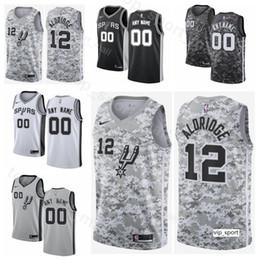 52622dc03847 Print Men Youth Women Spurs DeMar DeRozan Jersey Basketball LaMarcus  Aldridge Marco Belinelli Rudy Gay Pau Gasol Shirts Custom Number Name