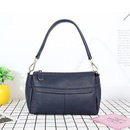 Ladies Lace Handbags Australia - MEIGARDASS Genuine Leather Shoulder Bags Women Luxury Handbags Lady Crossbody Bags For Female Messenger Bag Fashion Tote Purse
