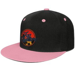 $enCountryForm.capitalKeyWord Australia - Foo Fighters Jr Circle Palm Tree Logo T Junior Top Design Hip-Hop Caps Snapback Flat Bill Brim Baseball Hat Lightweight Adjustable