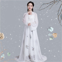 b9c5c0c33 Hanfu dress online shopping - Chinese Tang Dynasty Ancient Costume Fairy  Princess Dresses Traditional Women Hanfu