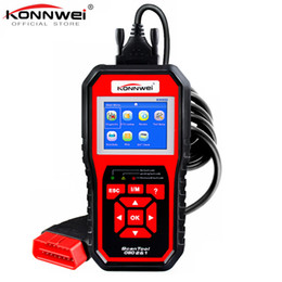 Diagnostic Readers Australia - OBD2 ODB2 Universal OBD2 Engine Code Reader KONNWEI KW850 Car Code Reader Diagnostic Tool odb2 Automotive Scanner Better ELM 327