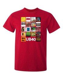 $enCountryForm.capitalKeyWord UK - Ub40 Various Colours Crew Neck Short Sleeve Tshirt Brand Cotton Men Clothing Male Slim Fit T Shirt Short Sleeve Basic Tops