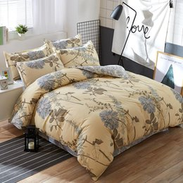 $enCountryForm.capitalKeyWord Australia - American Pastoral Flower Bedding Set Adult Children Cotton Bed Linen Twin Full Queen King Size Duvet Cover Bed Sheet Pillowcases