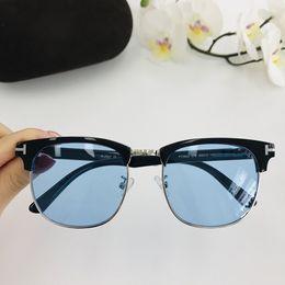 589189f33b8d Planks Sunglasses Australia - NEW Classical TF0623 muti-color sunglasses  male nightvision yellow navy blue