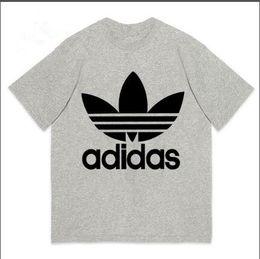 Raglan style shiRts online shopping - 100 cotton children s short sleeved boy and girl brand letter short sleeved T shirt fashion casual D printing short sleeved shirt