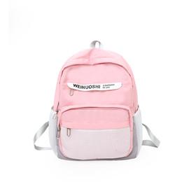 Kawaii bacKpacKs online shopping - Kawaii Backpack Women School Bag for Teenage Girls Waterproof Nylon Mochila Feminina Mujer Female Book Bag Travel Sac A Dos