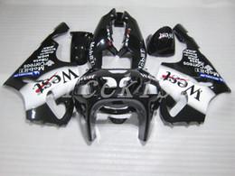 Kawasaki Ninja 7r Australia - New Full fairings kit set Fit For KAWASAKI NINJA ZX-7R ZX7R ZX 7R 1996 1997 1998 1999 2000 2001 2002 2003 ABS Fairing west usa