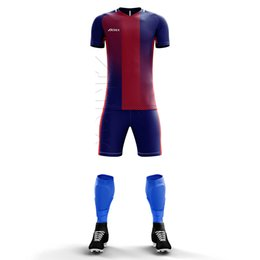 $enCountryForm.capitalKeyWord Australia - Top quality team uniform custom soccer jerseys set for men clothing entertainment sports football soccer jersey