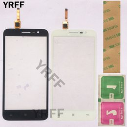 $enCountryForm.capitalKeyWord Australia - Mobile Touch Screen Panel For Lenovo A806 A806T A808 A8 Touch Screen Digitizer Panel Front Glass Lens Sensor Repair Parts