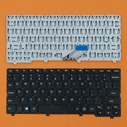 lenovo ideapad keyboard Canada - NEW English Laptop Keyboard For Lenovo IDEAPAD 110S-11 110S-11IBR 110S-11AST US Laptop Repair Keyboard