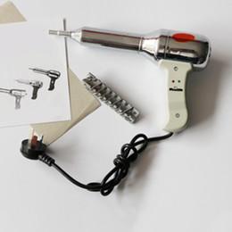 $enCountryForm.capitalKeyWord Australia - Welding Torch Adjustable Temperature 700w Plastic Torch Hot Air Gun Welding Electric Hot Air Equipment