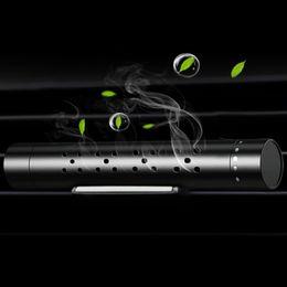 Auto Lufterfrischer Duft Ätherisches Öl Clip Auto Aroma Diffuser Sticks Austauschbare Aroma Sticks mit natürlichen Duftluftreiniger im Angebot