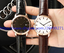 Hot Bar Australia - NEW HOT Classic retro casual luxury luxury imported top automatic mechanical calendar bar nails scale back waterproof belt men's watch