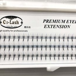 bd6529ea27b Wholesale Flare Lash Extensions Australia - 60 Clusters 5D False Eyelashes  Individual Extension Premium Corner Flare
