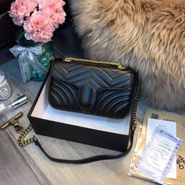 Luxury Chains Australia - Fashion Love heart V Wave Pattern Satchel Designer Shoulder Bag Chain Handbag Luxury Crossbody Purse Lady Tote bags 1732