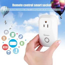 $enCountryForm.capitalKeyWord Australia - SONOFF S20 wifi socket EU US UK plug remote control Adapter wireless smart Home Automation power switch wall plug