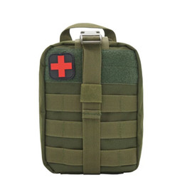 First Tools Australia - Field emergency kit tactical kit Tactical Backpacks First-Aid Packets Portable Outdoor Bags sports camouflage waterproof tactics Hiking Bags
