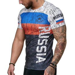 Mens Patterned Tees Australia - Summer New Mens Hipster Short Sleeves Pattern Printed Slim T Shirts Men Swag Top Tees Male Fashion Brand Clothing Xxxl Q190514
