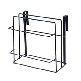 $enCountryForm.capitalKeyWord UK - Double Layer Iron Kitchen Cabinets Shelf Chopping Board Storage Rack Shelves Kitchen Holder Rack Free Drilling