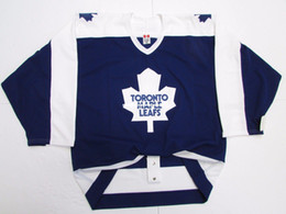 Chinese  Cheap custom TORONTO MAPLE LEAFS 2014 WINTER CLASSIC ALUMNI CCM 6100 JERSEY SIZE 56 Stitched Personalize any number name manufacturers