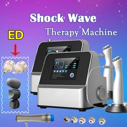 Wholesale Upgraded Version Shock wave therapy machine air compressor shockwave therapy rswt Acoustic Electric shock wave therapy home use