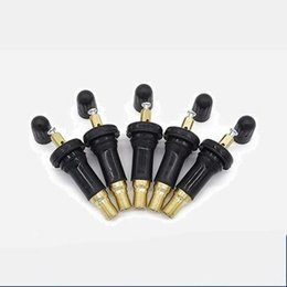 Wholesale Vehicle Anti-explosion Snap-in Tire Valve Stems Car TPMS Tire Pressure Monitoring System Tire Valve Stems for Buick Ford EEA390