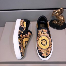 Lazy Low shoes online shopping - 2019p summer new trend men s Lok Fu casual shoes high quality fashion lazy low shoes versatile comfortable sports shoes size
