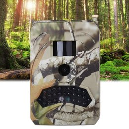 Night Vision Animal Camera Australia - PC100 Hunting Camera Outdoor Wildlife Photo Video 1080P HD 12MP PIR Digital Trail Animal Traps IP56 Waterproof Night Vision