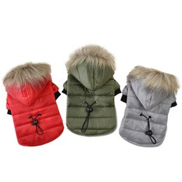 $enCountryForm.capitalKeyWord Australia - Down & Parkas Hoomall Cotton Winter Warm Small Dog Clothes For Chihuahua Soft Fur Hood Puppy Jacket Clothing Dog Clothes 5
