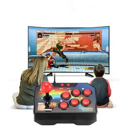 $enCountryForm.capitalKeyWord Australia - Retro Joystick Video Game Consoles 16 Bit With 145 Arcade Games ABS Console Players Stick Controller Console AV Cable