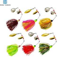 $enCountryForm.capitalKeyWord Australia - Lures 6pcs 12pcs 13-17g Skirts spinner bait Chatterbait Elite Series with silicone for pike bass fishing tackle